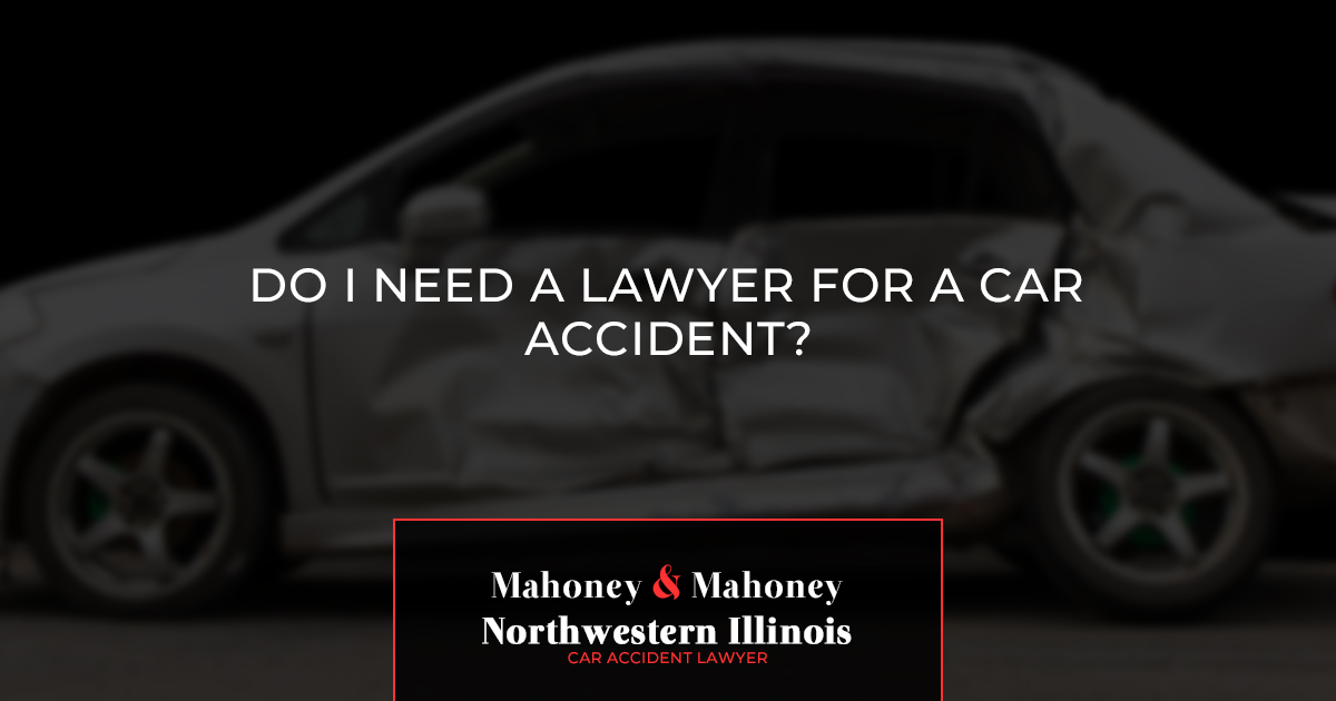 Do I Need a Lawyer for a Car Accident? | CLICK HERE TO FIND OUT